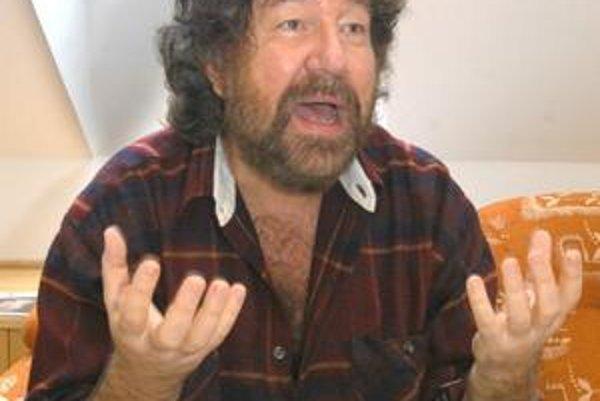 Režisér Zdeněk Troška.
