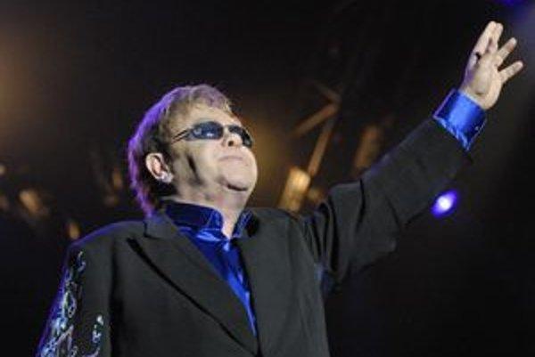 Megahviezdy. Pre Košičanov už nie iba snom vidieť doma naživo ani také hudobné celebrity ako Elton Johna, či Eros Ramazzotti.