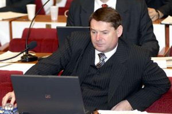 Peter Bačkovský.