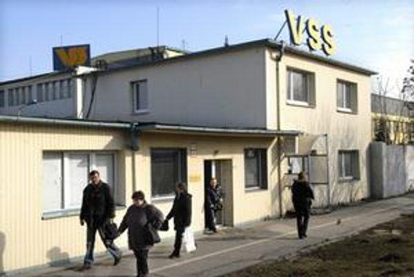 Zamestnanci majú výplaty. Štrajk vo VSS sa podarilo zažehnať, odborári si pochvaľujú nové vedenie firmy.