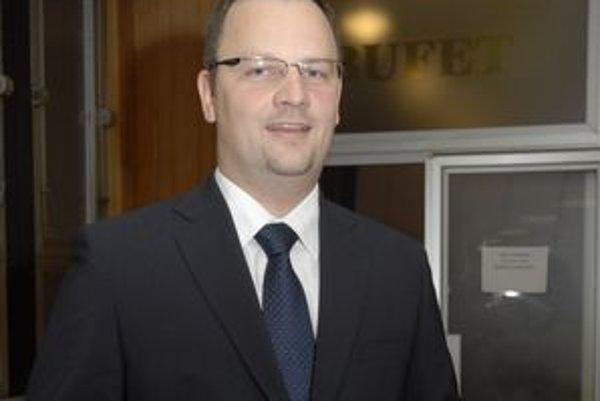 Marek Vargovčák. Premiérkina výzva na jeho odvolanie neprešla.