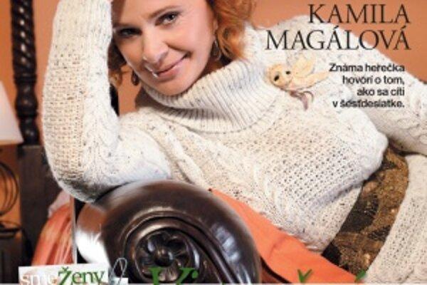 už v piatok 10.12. v printovej verzii magazínu smeŽeny
