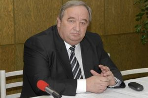 Predseda Krajského súdu Košice Imrich Volkai.