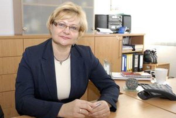 Iveta Kijevská (SDKÚ). Starostka košického KVP miluje Chorvátsko a knihy.