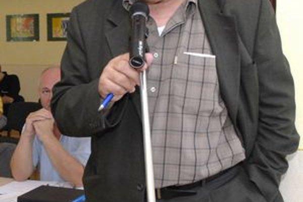 František Balún. Bývalý mestský i miestny poslanec bude na Západe šéfovať kultúre.