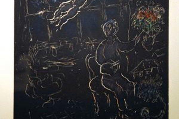 Marc Chagall. Jeho Nočný ateliér patrí k najvýznamnejším dielam, ktoré uvidíte.