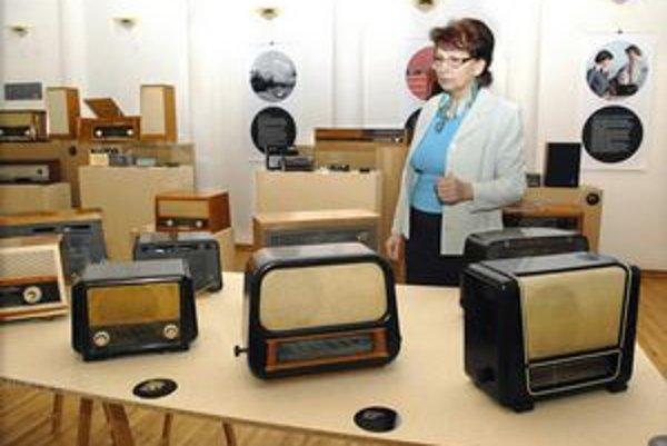 Závan histórie. Archaické výrobky Tesly núka Slovenské technické múzeum.