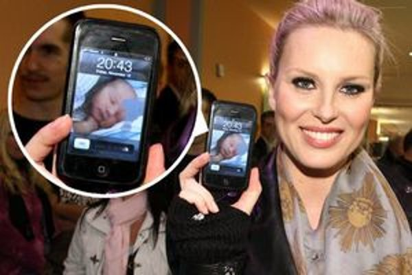 Médiám zatiaľ poskytla iba synovu fotku v mobile.