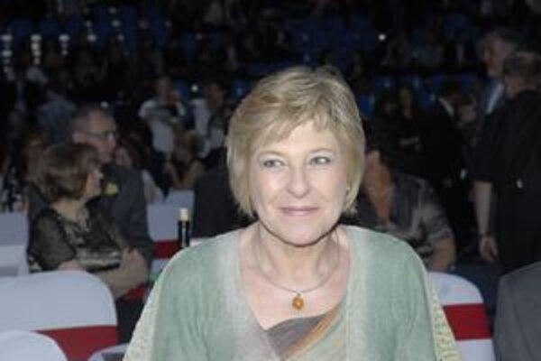 Oľga Feldeková. Vášnivých čitateľov vychovala aj zo svojich detí.