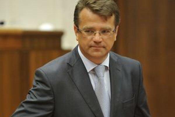 Ivan Uhliarik. Nový minister zdravotníctva chce odolávať lobistickým tlakom a politickým nomináciám.