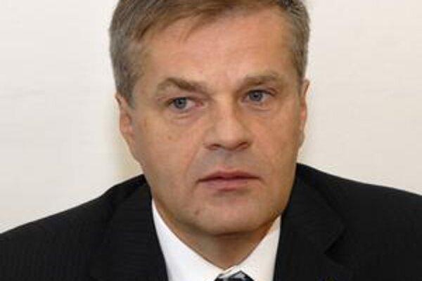 Rektor UPJŠ Ladislav Mirossay.