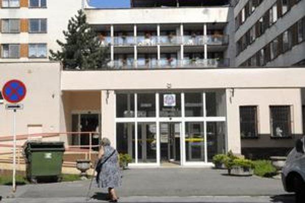 Garbiarska 4. Momentálne tam žije 183 klientov.