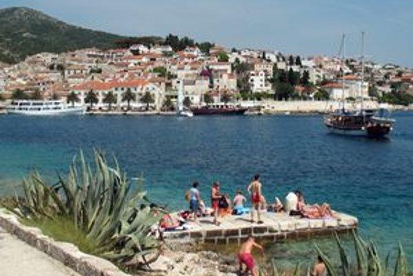 Košičania si za miesto svojich zlodejských aktivít vybrali atraktívne jadranské pobrežie.