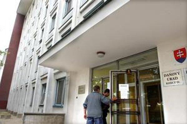 Daňový úrad Košice IV. Okrem exriaditeľa polícia neobvinila žiadneho iného zamestnanca.