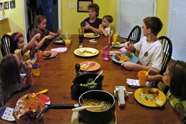 V apríli a máji sa bude v školách robiť celoslovenský prieskum, ako sa stravuje slovenská rodina.