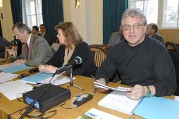 Vincent Lukáč sa za štyri roky v staromestskom zastupiteľstve ozval len párkrát.