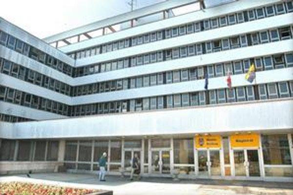 Košická radnica už nepatrí medzi najzadlženejšie na Slovensku, je na 11. mieste.