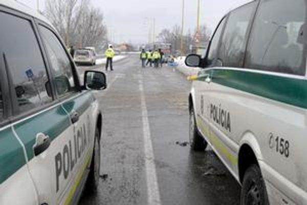 Nehoda na Triede KVP. Podľa polície je na vine vodič.