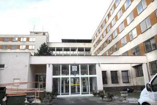Stredisko sociálnej pomoci na Garbiarskej. Mestu nedávno odklepli na jeho rekonštrukciu viac ako tri milióny eur.