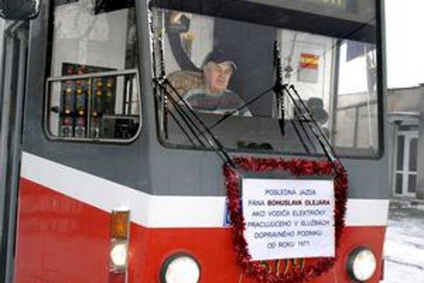 Bohuslav Olejár. Takto ho vídavali Košičania celé desaťročia.