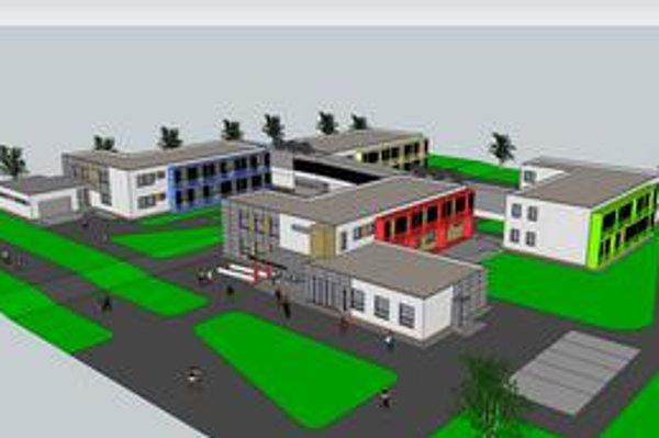 Sociálne zariadenie. Tak by mal vyzerať Senior dom na Sídlisku KVP po rekonštrukcii.