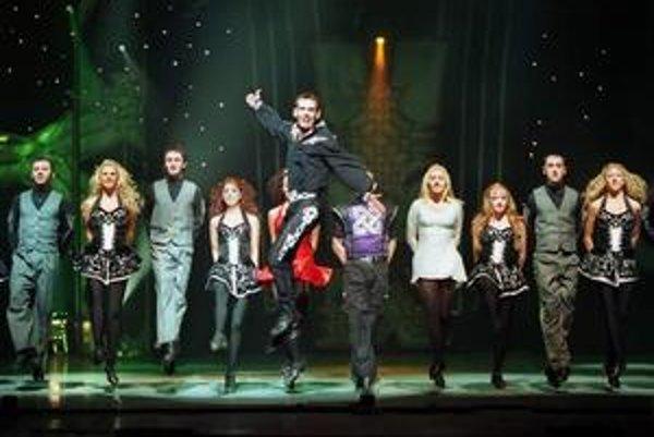 Veľkolepá šou. Írski tanečníci sa objavia opäť v Košiciach.