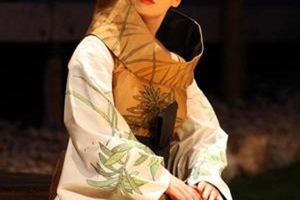 Taeka Hino bola s pôsobenám v Košiciach spokojná.