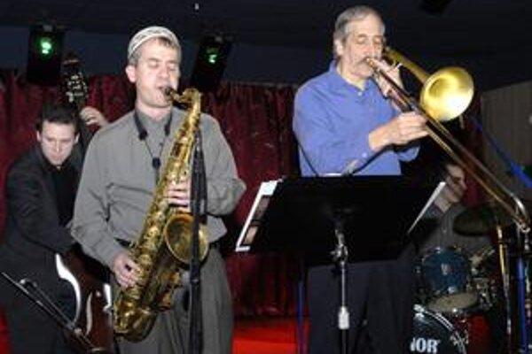 Pred dvoma rokmi vystúpili Chris Byars Quartet v GeS klube, dnes ich uvidíme v Kulturparku v Kasárňach.