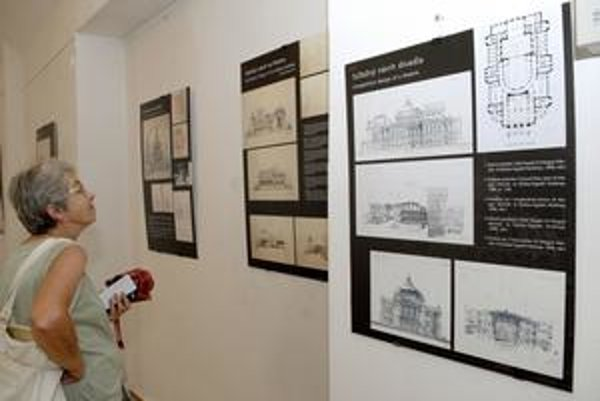 Pocta architektovi. Aktuálna výstava v Slovenskom technickom múzeu ňou naozaj je.