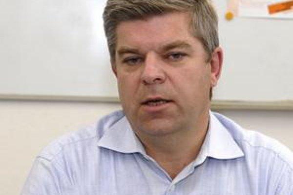 Gabriel Hrabovský. Konateľ BPMK odpovedal na otázky novinárov až po týždni. Tvrdí, že ide o nedorozumenie. Kauzu považuje za slučku okolo krku.