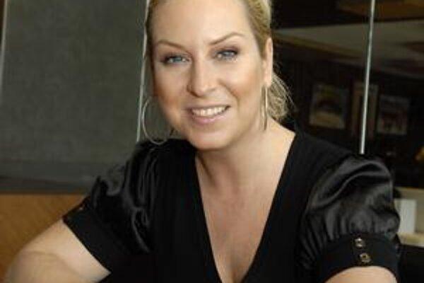 Wanda Hrycová. Pritiahla na Slovensko najúspešnejší svetový muzikál a šancu zahrať si v ňom dáva aj jednému východniarovi.