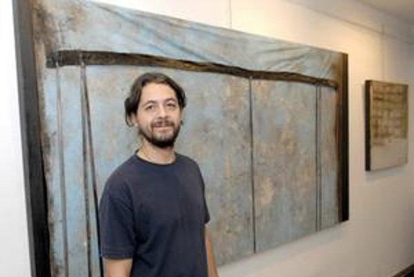 Giovanni Canova. Jeho tvorbu nájdete do 5. novembra v galérii VEBA.