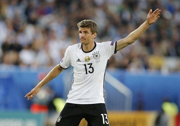 Thomas Müller mal patriť medzi hviezdy. Gólu sa na šampionáte ale nedočkal.