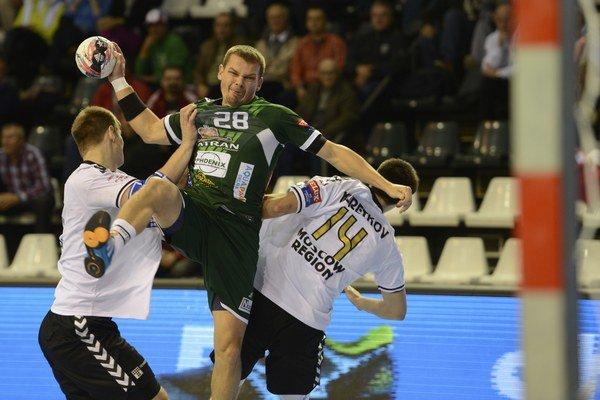 Skúsený borec. Radoslav Antl dohrá sezónu v Maďarsku.