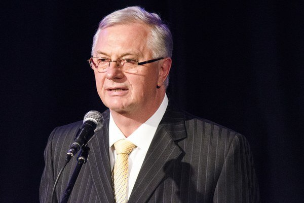 Michal Sýkora. Ocenili ho za jeho aktivity v oblasti cestovného ruchu.