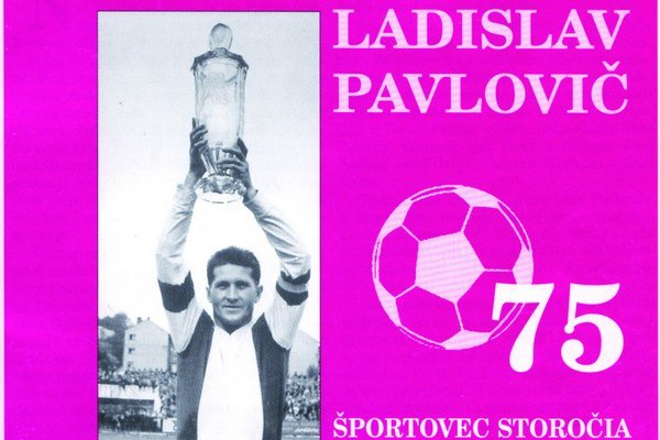 S pohárom najlepšieho strelca I. čs. ligy ročníka 1963-64.