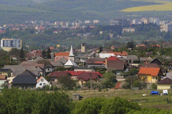 Obec Teriakovce leží v bezprostrednom susedstve Prešova.