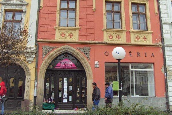 Šarišská galéria v Prešove sa tiež dočká rekonštrukcie.