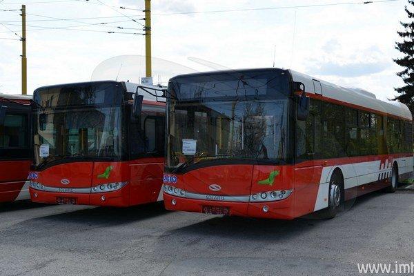 Solarisy. Spĺňajú emisnú normu Euro 6.
