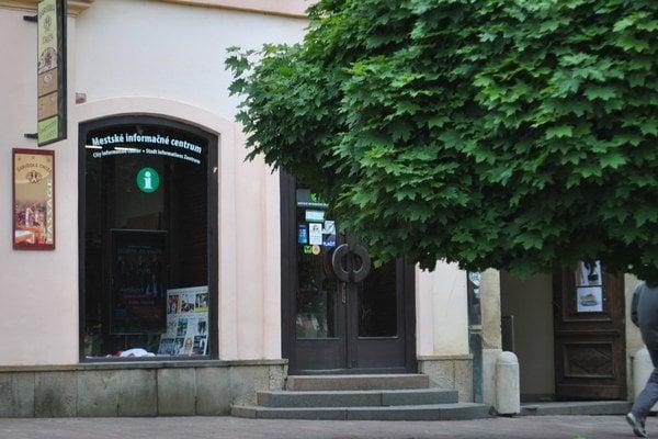 Mestské informačné centrum nápory turistov riešiť nepotrebuje.