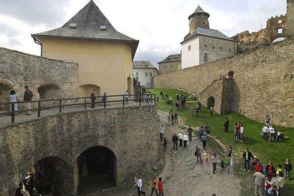 Jednou z propagovaných atrakcií bude Ľubovniansky hrad.