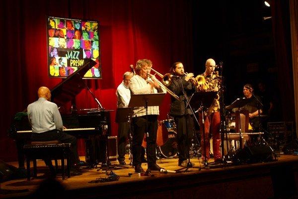 Kirk Lightsey + Paul Zauner Quintet.