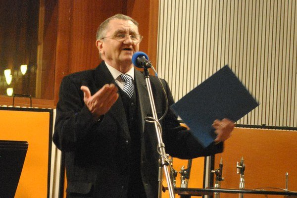 Igor Latta. Známy Prešovan získal ocenenie za prínos v oblasti rozhlasovej zábavy.