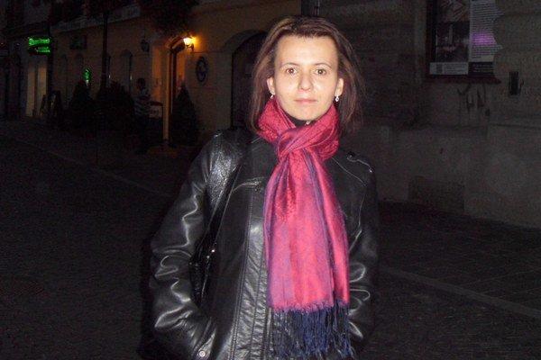 Martina Copáková.