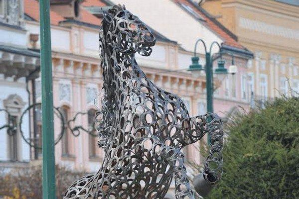 PreMo. Prešovčania aj návštevníci mesta ho mohli obdivovať len mesiac.