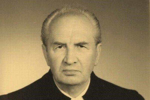 Ján Midriak. Zaslúžil sa o zmierenie cirkví.