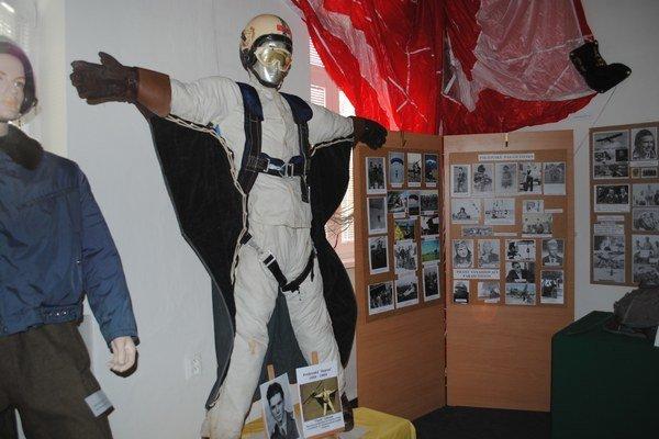 Ikarove krídla. Zachovali sa a záujem o ne majú viaceré vojenské múzeá.