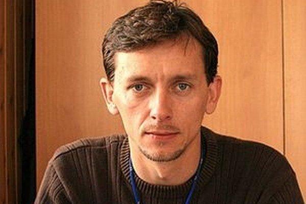 Dnes už bývalý starosta Hermanoviec Eduard Grejtak.