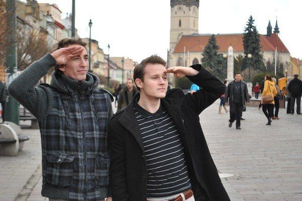 Cestovatelia z Prešova sa chcú vydať na jazdu po Európe.