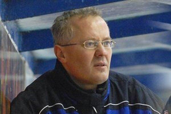 Kritický tréner. Branislav Kohutiar nešetril výhradami k výkonu zverencov.